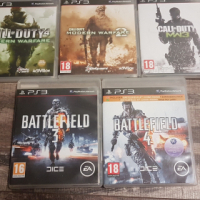 5 PS3 Games