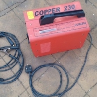 Swop 230 Amp, 220/400 volt (single and 3 phase) Welding Machine like new R3800 neg