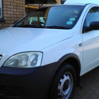 2010 Chev Corsa Utility 1.4 with canopy (Vehicle Finance Available)