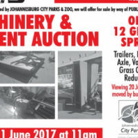 Machinery & Equipment Auction - 21 June