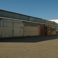 Industrial Building 2500 m2 TO LET in Powerville, Vereeniging