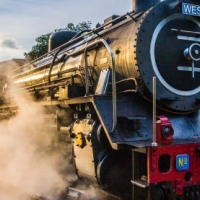 STEAM TRAIN RIDES DURBAN @ Kloof Outer West.