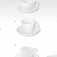 Hotelware, Glassware & Crockery - Prima Range