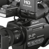 Sony HXR-MC2500 Professional Video Camera