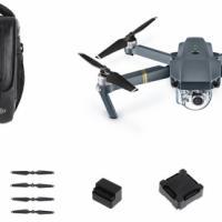DJI Drone Mavic Pro Fly More Combo