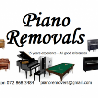 Piano Removals in Johannesburg 0722295845