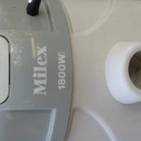 Milex 1800Watt Aqua Magic vacuum/shampoo/cleaner machine
