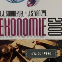 Ekonomie 2000 - Standerd 10 - D.J Swanepoel, J.S. Van Zyl.