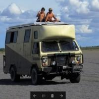 4x4 Camper Chevrolet te koop