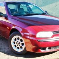 2002 Alfa Romeo 156 2.5 V6