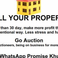 Sell and  Buy  Property  through  Auction