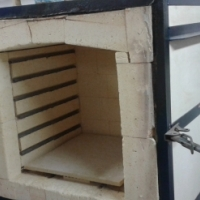POTTERY KILN AND MOULDS FOR SALE