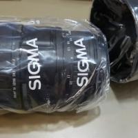 Sigma Camera lens
