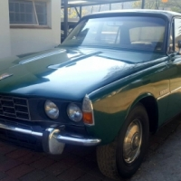 1973 Rover P6 3500 - The Best of the seventies!!