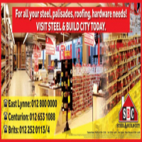 Steel, palisades, roofing, hardware and more!