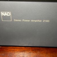 2140 NAD 4 Channel Powered Amplifier