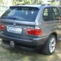 BMW 2006 X5 5.0 Diesel Automatic Sport - 210000km