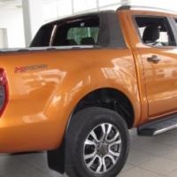 2016 Ford Ranger 3.2 TDCi Wildtrak D/C