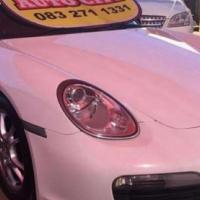 Porsche Boxster Boxster