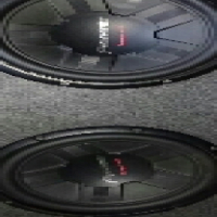 Car Sound. Pioneer Subwoofers