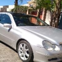 Call Haroon on 2006 Mercedes Benz C230 Kompressor