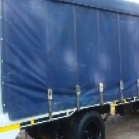 Hyundai HD 72 4 ton Roll Up Sails