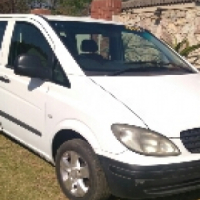 Call Haroon on 2004 Mercedes Benz Vito 115CDI