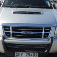 2007 Isuzu KB300 Tdi LX Double Cab For Sale