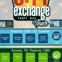 City Exchange Party Bus Tour