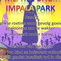 Dagmoeder en Naskool in Impala Park Boksburg oop in Desember