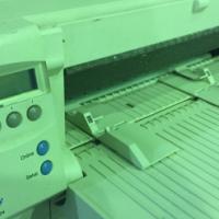 Tally printer