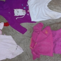 40 Pieces of Baby girl and boy clothes. 0-3 months and 3-6 months