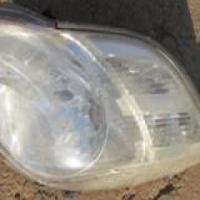 2009 Toyota Yaris Left Headlight For Sale