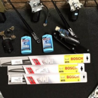 Spares and accessories and tools.