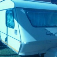 Gepsey regal caravan