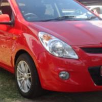 2011 Hyundai i20 1.6