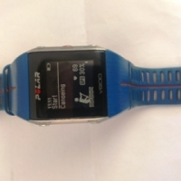 Polar V800 Blue - Heart Rate Monitor & Belt