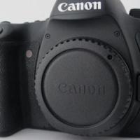 CANON EOS 6D DSLR CAMERA BODY - 20.2 MP / 4.5 FPS / FULLFRAME / FULL HD VIDEO