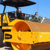 Rollers Escorts EC2420 12 Ton Smooth Drum