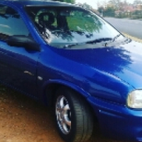 Call Haroon on 2002 Opel Corsa 1.4 is