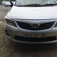 Toyota corolla for sale in mint condition