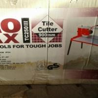 Pro max tile cutter