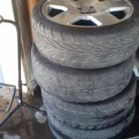 17 Inch Rims and Tires Audi TT  Replicas  100 Pcd