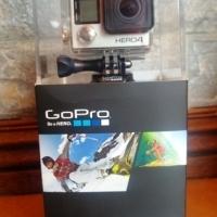 Go-pro 4 Hero, Black- Action Camera - Video