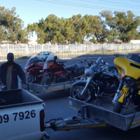 Transport for bikes all over SA and Namibia