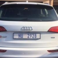2015 Audi SQ5 SUV