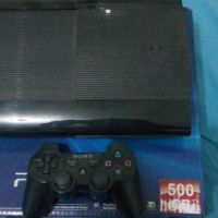 Like new PlayStation 3, 500gb Super Slimline with 1 Original Game & 1 Controller for Sale.