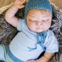 New born baby doll named Sweetie for sale