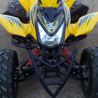 125 quad bike to swop for 250 or bigger scrambler bike