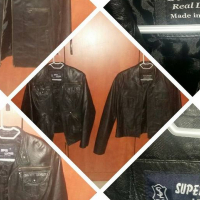 2 Genuine Leather Jackets